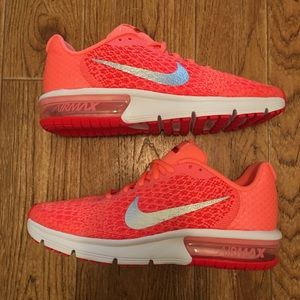 NIKE Air Max Sequent 2 Youth Running Shoes NEW